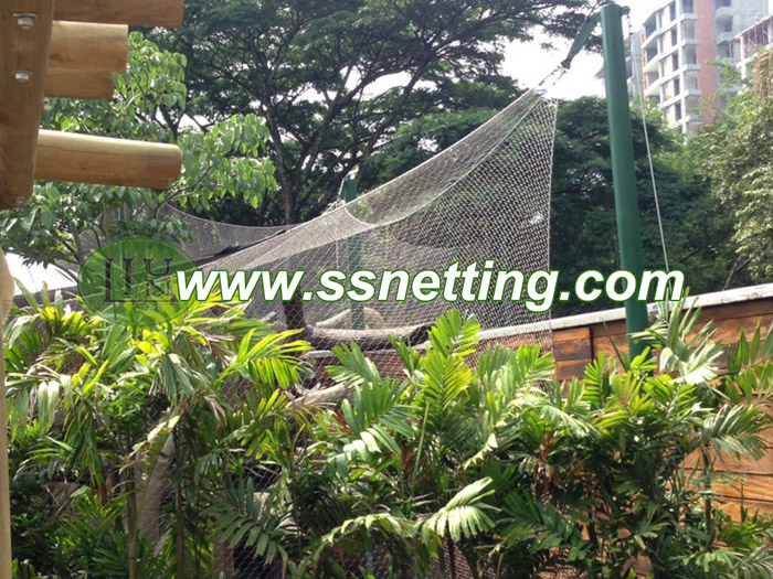small cat fence netting,