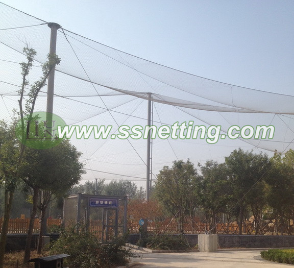 Aviary wire mesh, bird aviary netting
