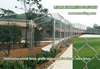 "Stainless Wire Mesh Panels 3/32"", 3.6"" X 3.6"", ( 2.4mm, 90mm X 90mm)"