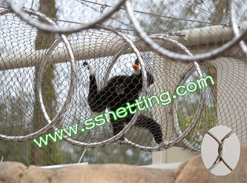 flexible netting for animal cage,animal enclosure netting, animal fencing suppliers