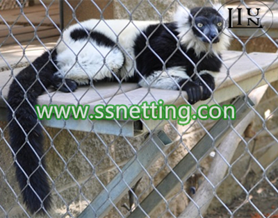zoo enclosures for monkey exhibit design supplier