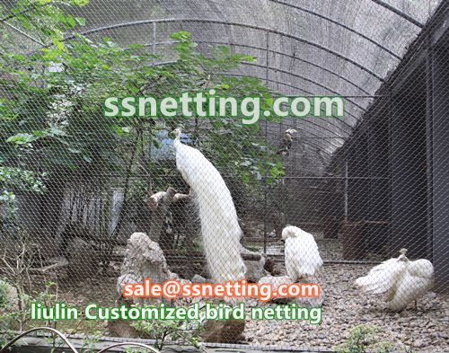 bird netting, bird fence, bird enclosure netting, bird fence enclosure, zoo bird cage mesh, bird protection netting