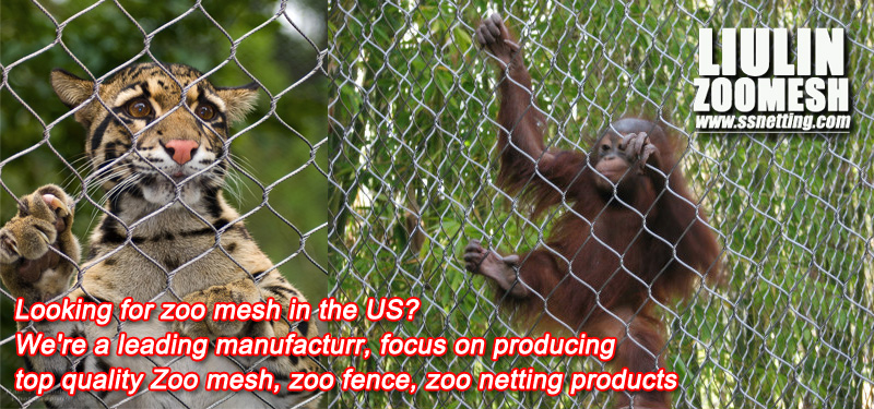 Looking for zoo mesh in the US