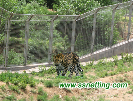 Tiger/lion/leopard/beast animal cage protection fence