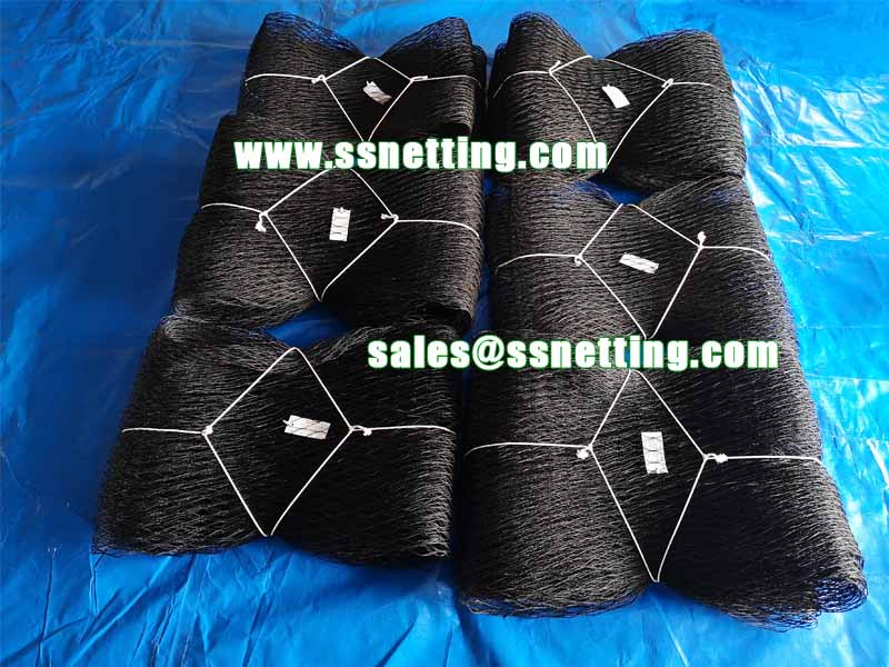 Flexible Black Cable Mesh for Birds - Order Delivery